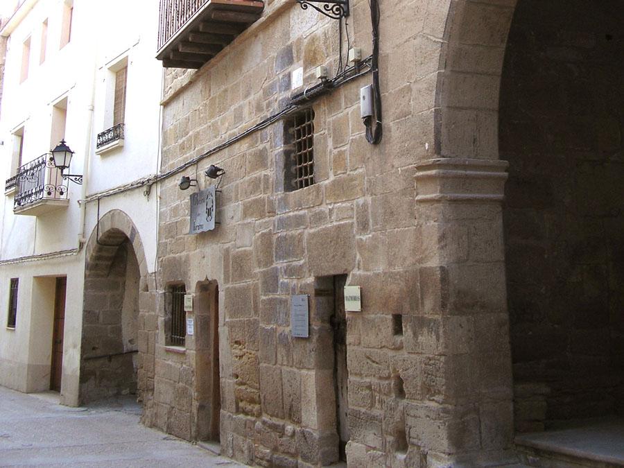 oficina de turismo la fresneda